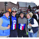 The Schino familyVincent Nick Vince and Mary Anngather at the start of the Race Across the Sky in Leadville Colorado Aug 9 2014