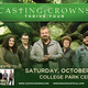 Casting Crowns Concert - start Oct 25 2014 0700PM
