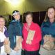 Winners l-r Dot Murray Karen Dutil Cindy McNulty  Pam Brodeur