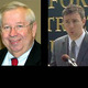 State Senator Richard T Moore D and his challenger Ryan Fattman R