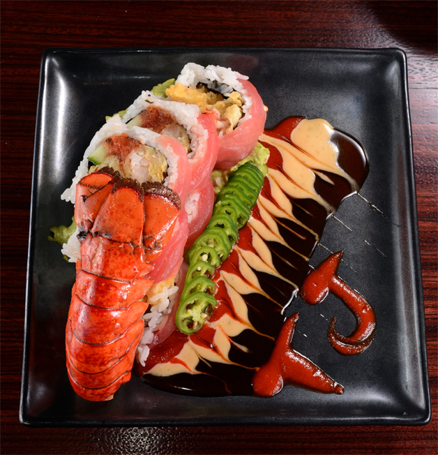 Mikuni Japanese Restaurant and Sushi Bar  Photo by Dante Fontana  Style Media Group