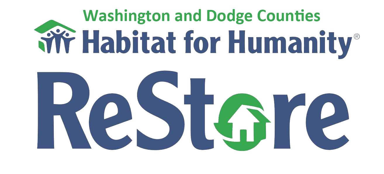 habitat for humanity washington dodge county restore. Black Bedroom Furniture Sets. Home Design Ideas