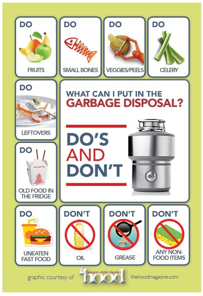 Operating Your Garbage Disposal Tips To Avoid Troubles
