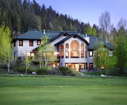 Luxury on the Golf Course Steamboat Springs Colorado