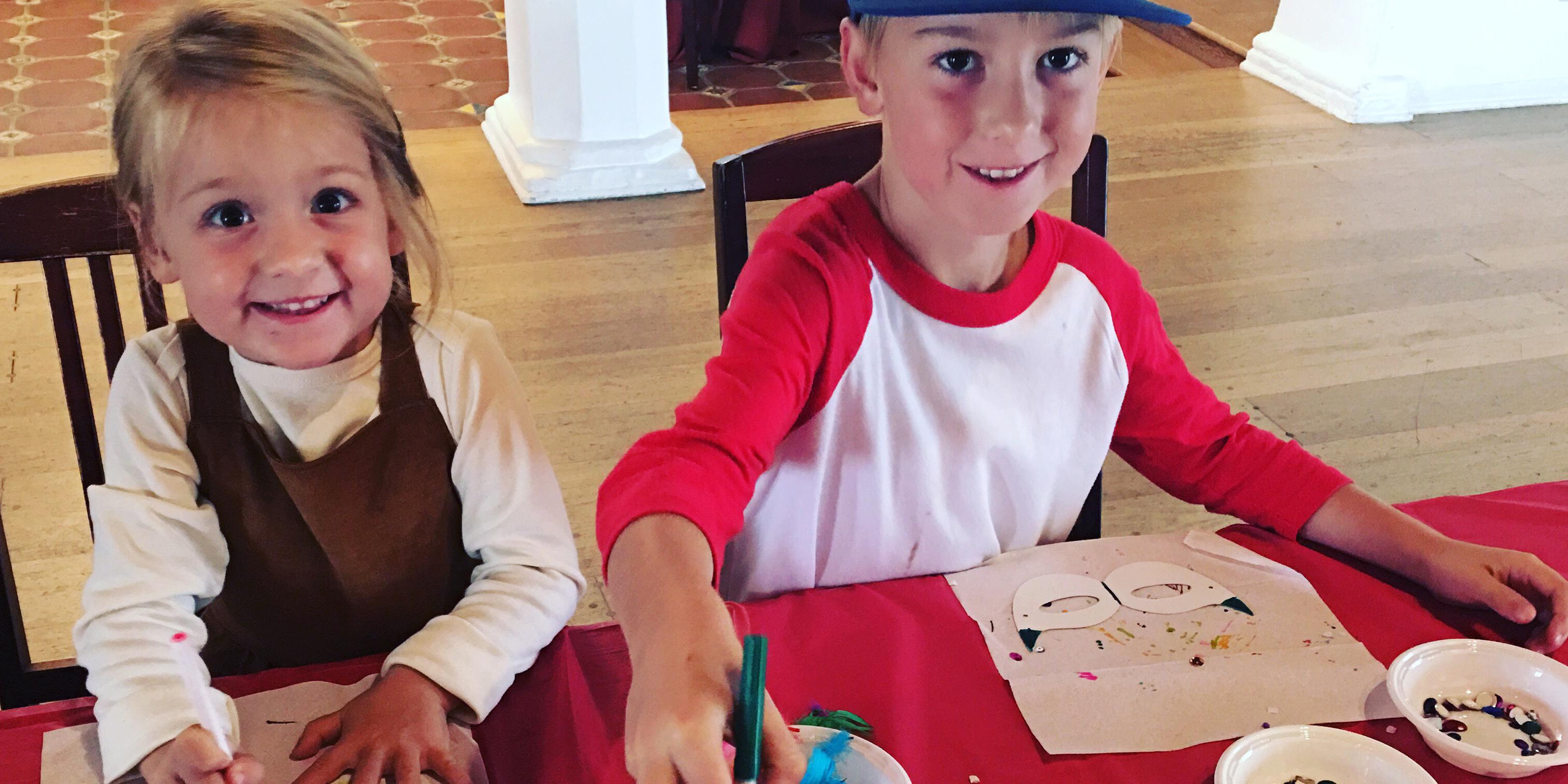 detailed look 3c36d b058a Casa Kids: Faye Creative Casa Kids Class