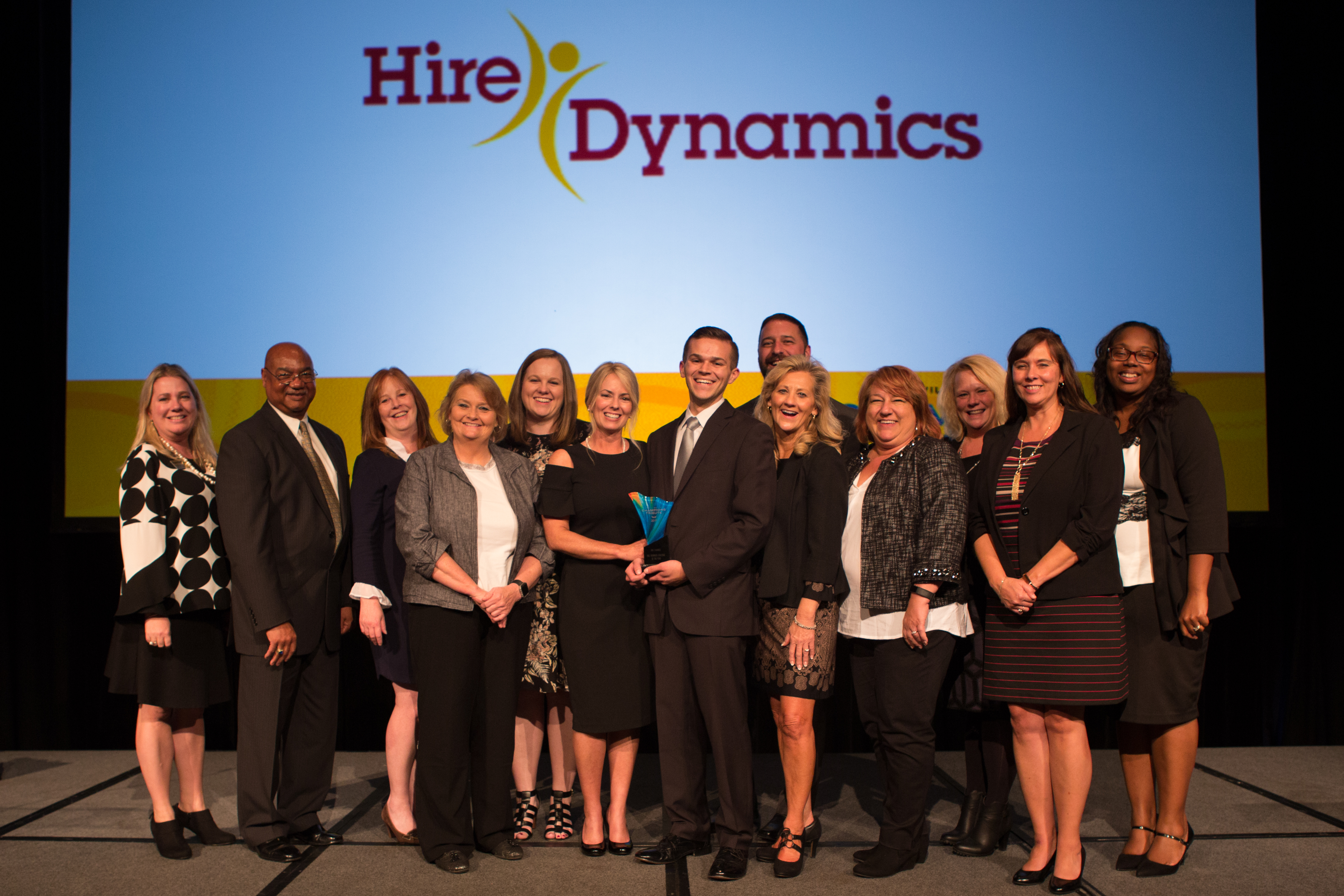 Goodwill Greenville Sc >> Greenville S Hire Dynamics Honored By Goodwill Industries