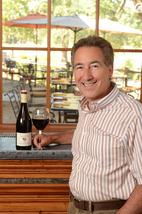 Stephen Des Jardins Owner La Provence Restaurant  Terrace