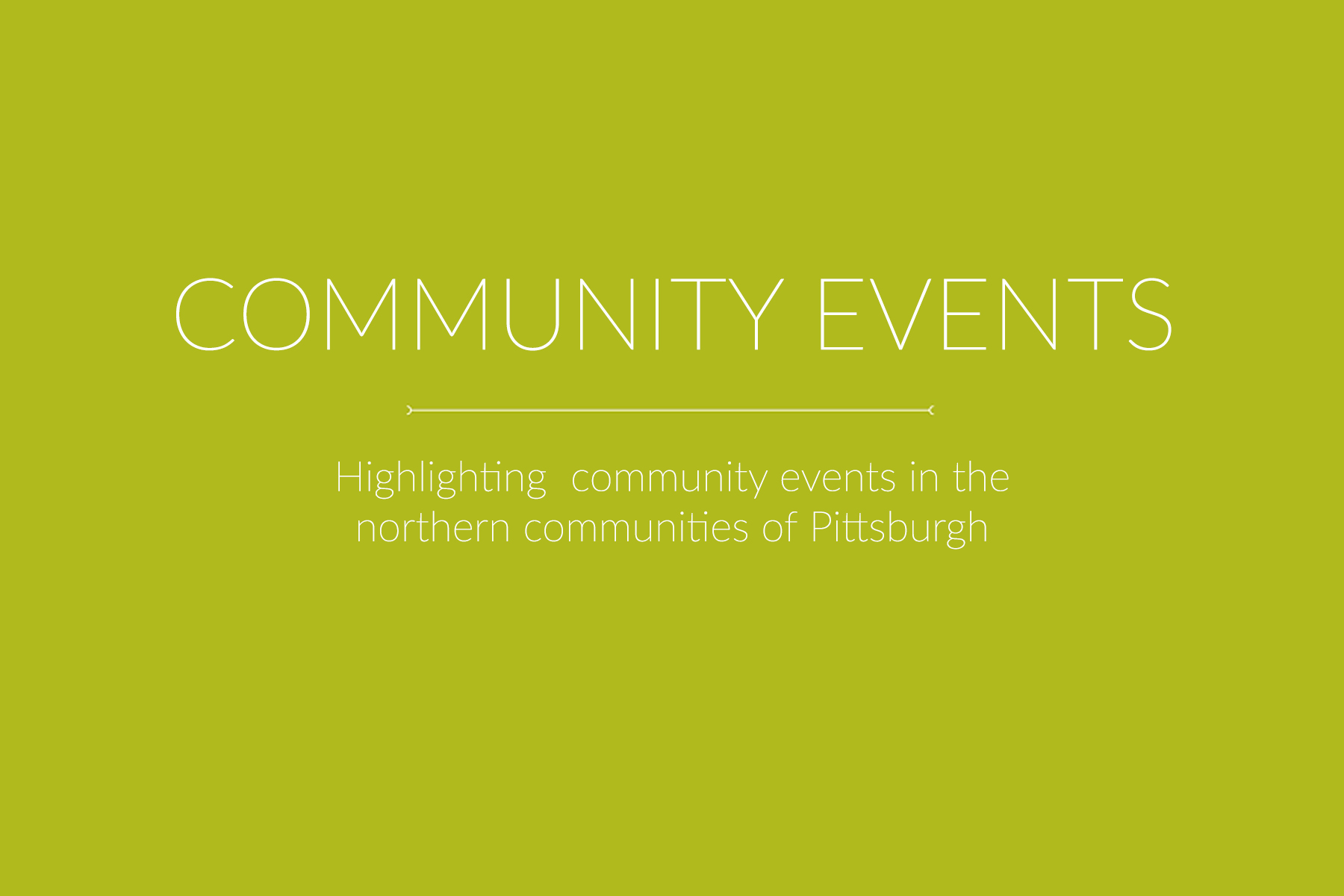 Community Events, March 2018 | North Hills Monthly