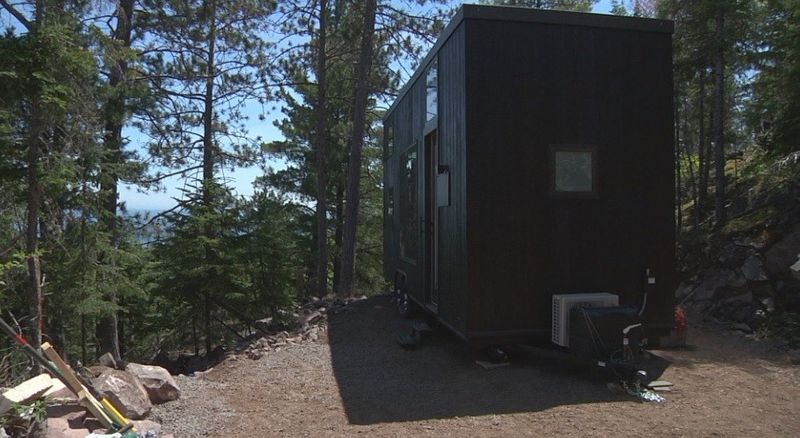 Silver Bay: Tiny Home Vacation Rental To Open On North