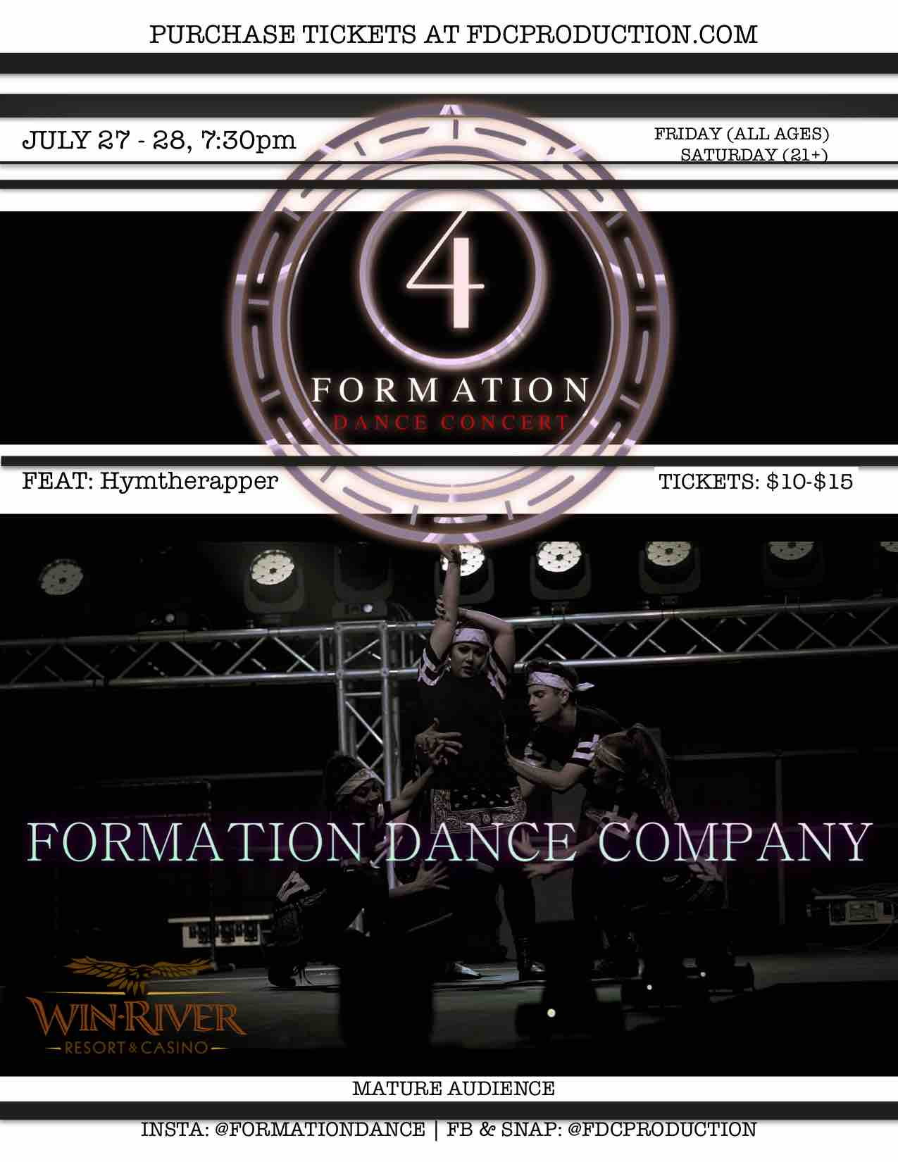 The Formation Dance Concert
