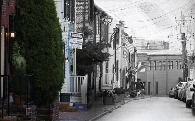 The Eerie Tales Of A Haunted Annapolis What S Up Magazine