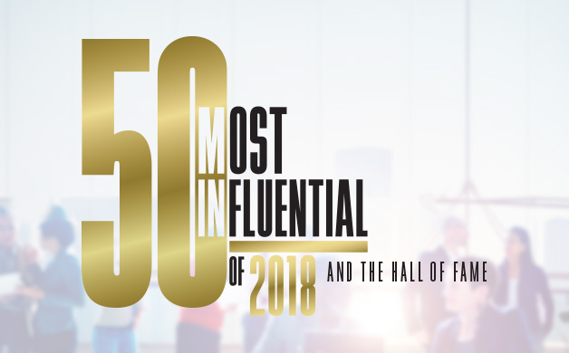50 Most Influential People Of 2018 | Greenville Business