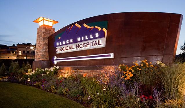 Black Hills Surgical Hospital logo