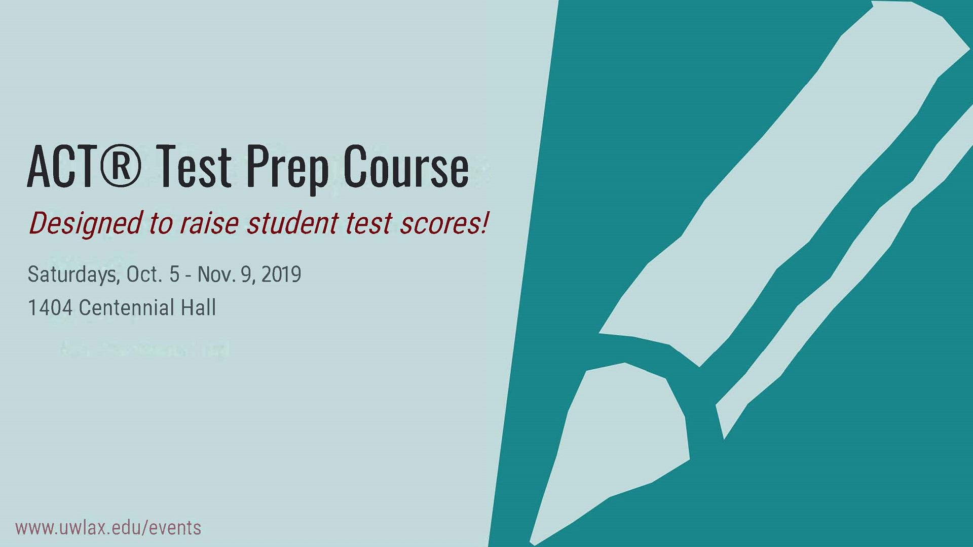 ACT® Test Prep Course