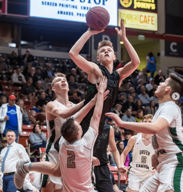 Payson boys advance in state basketball tournament for first