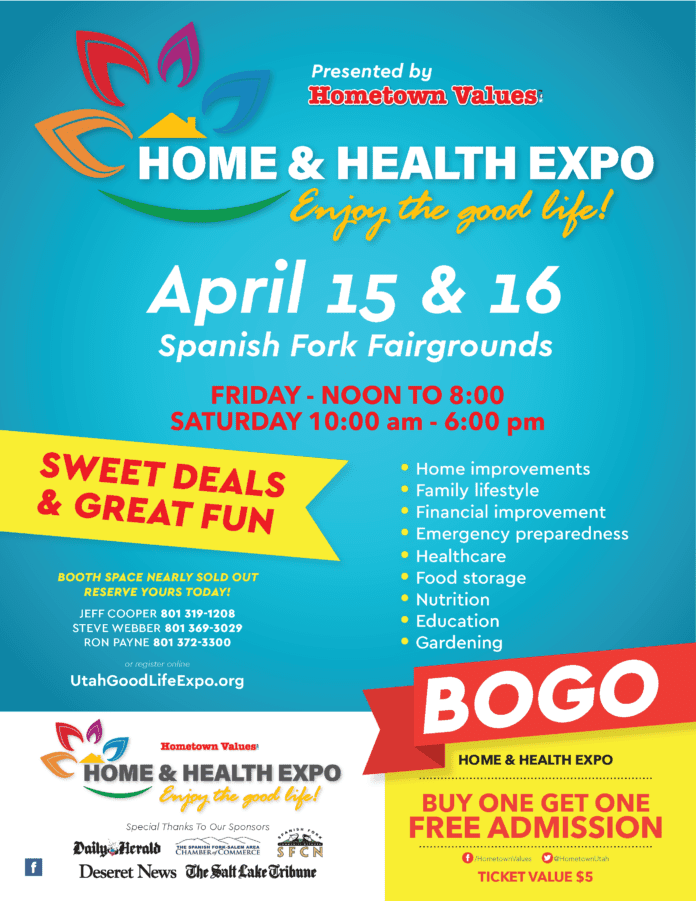 Home and Health Expo planned at SF Fairgrounds | Serve Daily