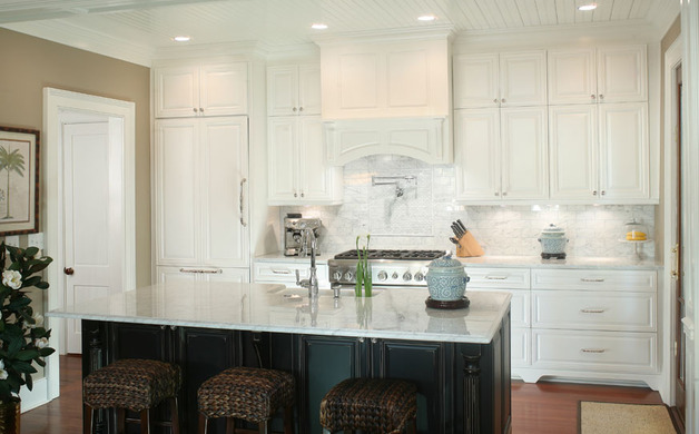 Home remodeling: Jilco Kitchen and Bath, Carolina Kitchens ...