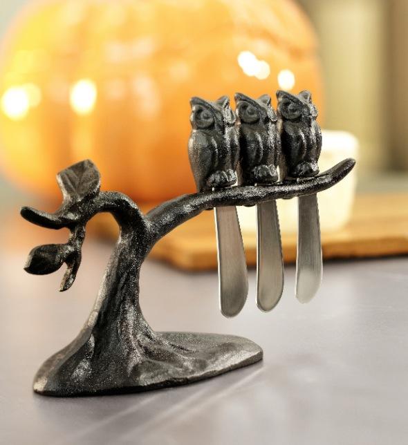 Owl Tree Spreader Set