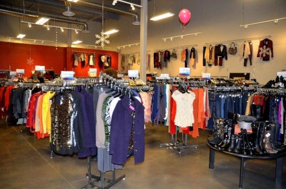 FreeStyle Clothing Exchange, Folsom