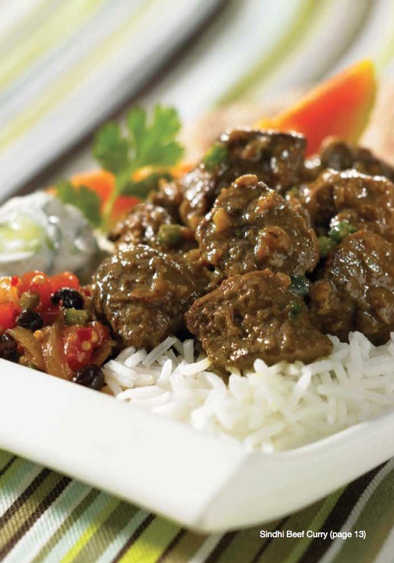 Sindhi Beef Curry
