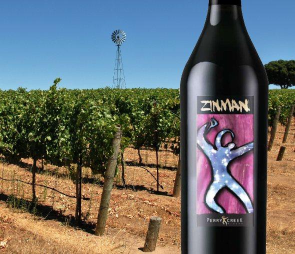 Perry Creek Winery - Zinman