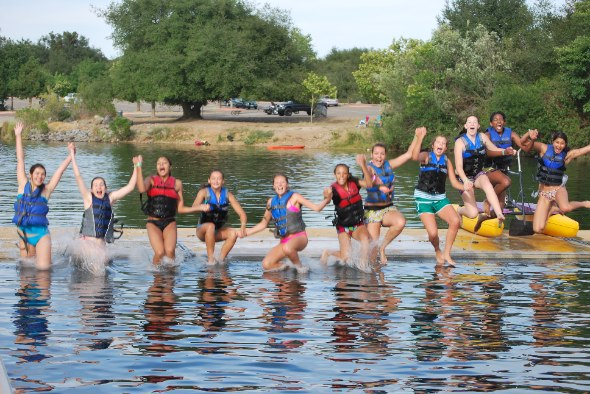 Summer Youth Camps at Sacramento State Aquatic Center
