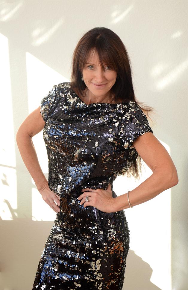 Caren Templet fashion designer