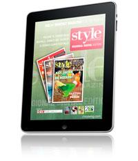 Style Regional - iPad App - Tap Here