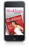 Real Weddings Magazine - iPhone/iPod Touch App - Tap Here