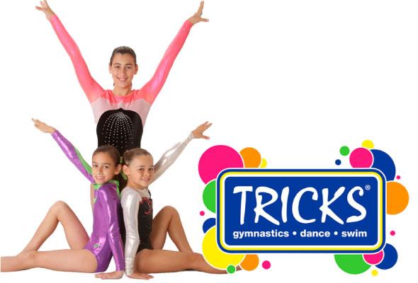 Tricks Gymnastics Dance & Swim