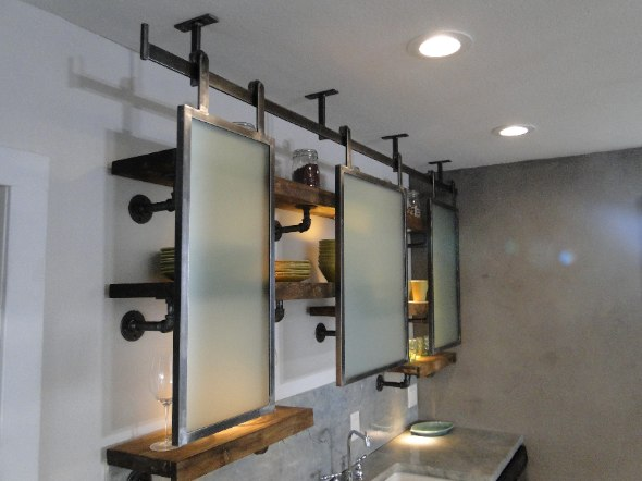 Hideaway Cabinets