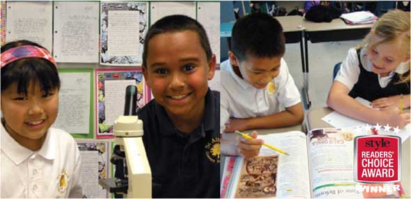 St. Albans Country Day School, Roseville, California