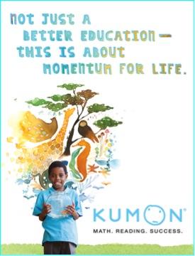 Kumon Math and Reading, Folsom