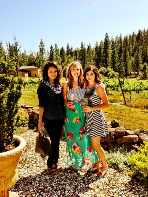 Wine tasting in El Dorado County