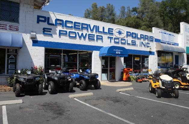 PLACERVILLE POLARIS  ATV POWER TOOLS