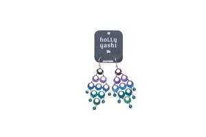 Holly Yashi earrings 53 at Rainbow Bridge Jewelers