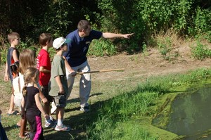 Oliver Nature Park Provides the Perfect Venue to Connect with Nature - Jul 15 2014 0815AM